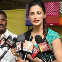 Shilpa Reddy at Pochampally IKAT Art Mela Photos | Picture 1079120