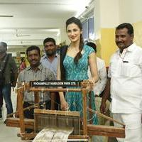 Shilpa Reddy at Pochampally IKAT Art Mela Photos | Picture 1079125