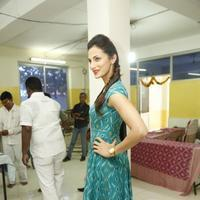 Shilpa Reddy at Pochampally IKAT Art Mela Photos | Picture 1079128
