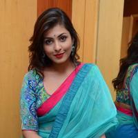 Madhu Shalini in Saree Photos   Picture 1082358