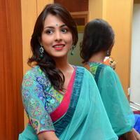 Madhu Shalini in Saree Photos   Picture 1082362