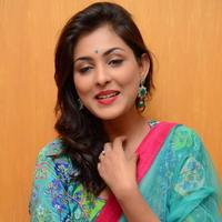 Madhu Shalini in Saree Photos   Picture 1082366