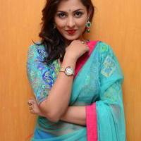 Madhu Shalini in Saree Photos   Picture 1082376