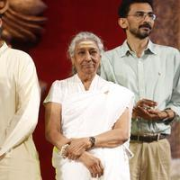 S. Janaki - Sampoorna Bhagavad Gita Movie Audio Launch Stills
