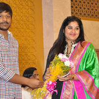 Pandaga Chesko Movie Platinum Disc Function Photos
