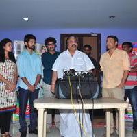 Dasari Narayana Rao Watches Kerintha Movie at Prasad Lab Photos