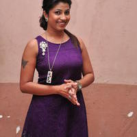 Geetanjali at Sahasam Seyara Dimbaka Movie Audio Launch Photos