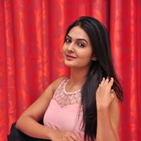 Neha Deshpande at The Bells Movie Press Meet Photos