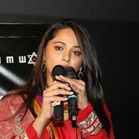 Anushka Shetty - Rudramadevi Movie Trailer Launch Stills