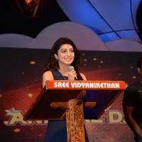 Pranitha - Sree Vidyanikethan 22nd Annual Day Fest and Mohan Babu Birthday Celebration Photos