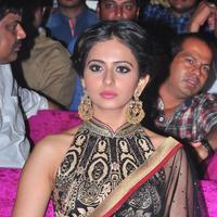 Rakul Preet Singh - Kick 2 Movie Audio Launch Function Stills