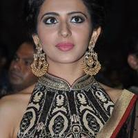 Rakul Preet Singh at Kick 2 Audio Launch Function Photos