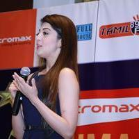 Pranitha - Micromax SIIMA 2015 Dubai Press Meet Photos