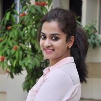 Nanditha at Sankarabharanam Movie Press Meet Stills