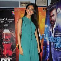 Rakul Preet Singh - Cheekati Rajyam Movie Premiere Show Stills