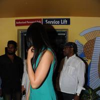 Rakul Preet Singh at Cheekati Rajyam Movie Premiere Show Photos