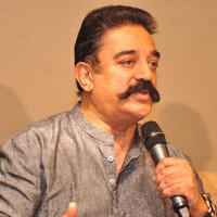 Kamal Hassan - Cheekati Rajyam Movie Success Meet Photos
