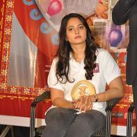 Anushka Shetty - Size Zero Movie 1 KG Gold Contest Press Meet Stills