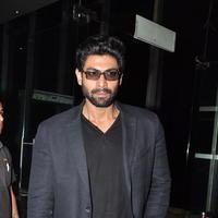 Rana Daggubati - Size Zero Movie Celebs Show at Cinemax Stills | Picture 1168851