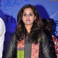 Nanditha at Shankarabharanam Movie team flash mob Stills