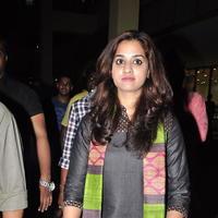 Nanditha Raj - Shankarabharanam Movie team flash mob at Inorbit Mall Photos