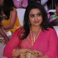 Meena at Mama Manchu Alludu Kanchu Audio Launch Photos