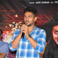 Manoj Nandam - Chitram Bhalare Vichitram Movie Press Meet Stills