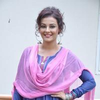 Seerat Kapoor at Columbus Movie Audio Launch Photos