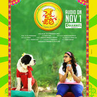 Size Zero Movie Audio Release Posters