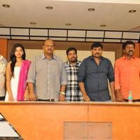 Keechaka Movie Press Meet Stills