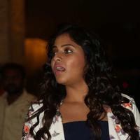 Anjali  - Sankarabharanam Movie Audio Launch Stills