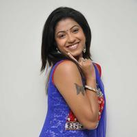 Geetanjali at Affair Movie Teaser Launch Stills