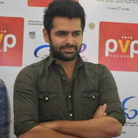 Ram Pothineni - Shivam Movie Promotion at PVP Square Mall Photos