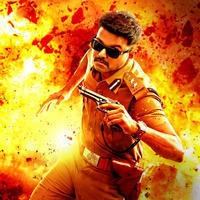 Vijay - Policeodu Movie Stills