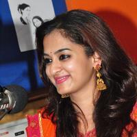 Nanditha Raj - Savithri Movie Team at Radio City Stills