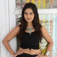 Neha Deshpande at Vajralu Kavala Nayana Movie Opening Stills