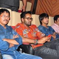 Eedo Rakam Aado Rakam Movie Team at Bramaramba Theater Stills