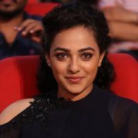 Nithya Menon at Janatha Garage Movie Audio Launch