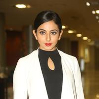 Rakul Preet Singh at Cancer Crusaders Invitation Cup Event Photos
