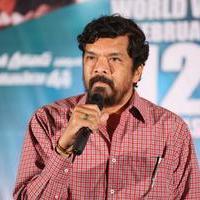 Posani Krishna Murali - Garam Movie Press Meet Stills