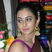 Rakul Preet Singh at South India Shopping Mall Launch Photos