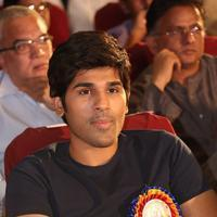 Allu Sirish - Allu Ramalingaiah National Award 2015 Presentation Stills