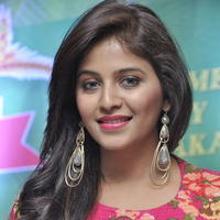Anjali at Special Rangoli Competition Photos