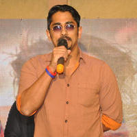 Siddharth - Kalavathi Movie Audio Launch Stills