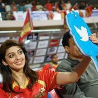 Pranitha - CCL 6 Kerala Strikers vs Telugu Warrior Match Stills