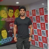 Allu Sirish at Red FM 93.5 | Picture 1363070