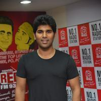 Allu Sirish at Red FM 93.5 | Picture 1363072