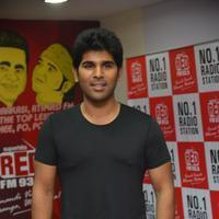 Allu Sirish at Red FM 93.5 | Picture 1363073