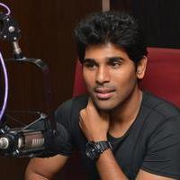 Allu Sirish at Red FM 93.5 | Picture 1363080
