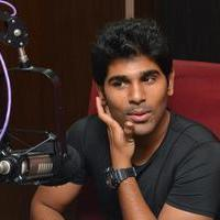 Allu Sirish at Red FM 93.5 | Picture 1363081